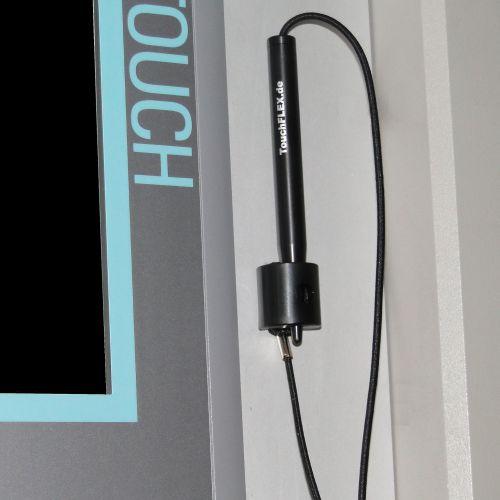 touch stift mit halter b rozubeh r. Black Bedroom Furniture Sets. Home Design Ideas